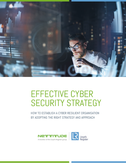 Effective Cyber Security Strategy